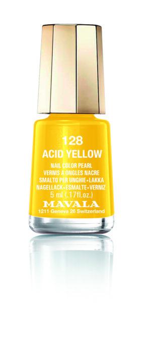 128 acid yellow