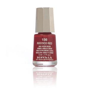 156 Rococo red