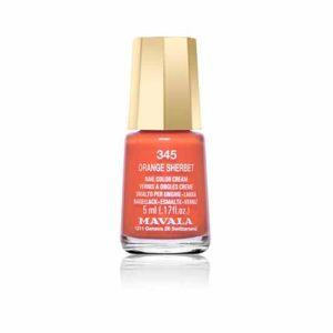 345 orange sherbet