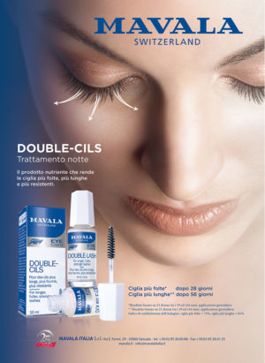 Mavala double Cils cartello
