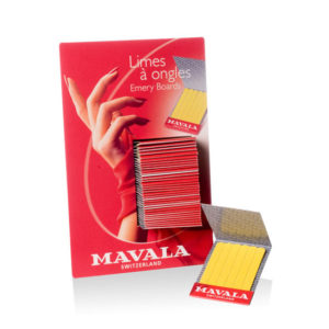 Mini lime per unghie