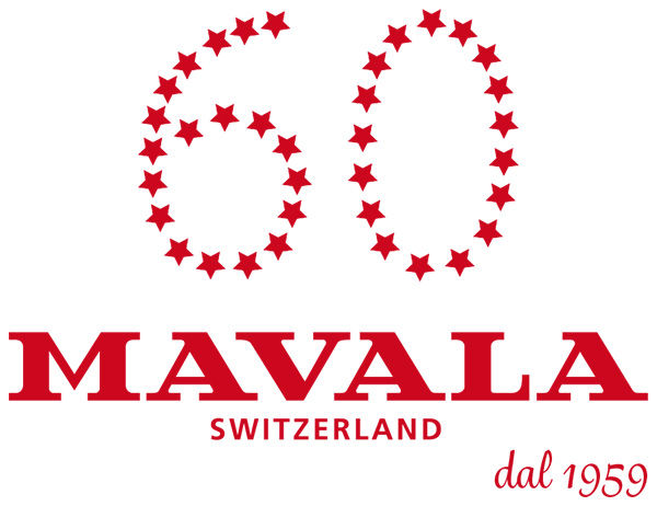 Logo Mavala Switzerland 60 anni