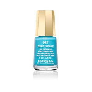 987 Vibrant Turquoise smalto