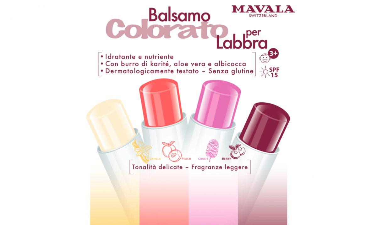 Balsamo Colorato Collection