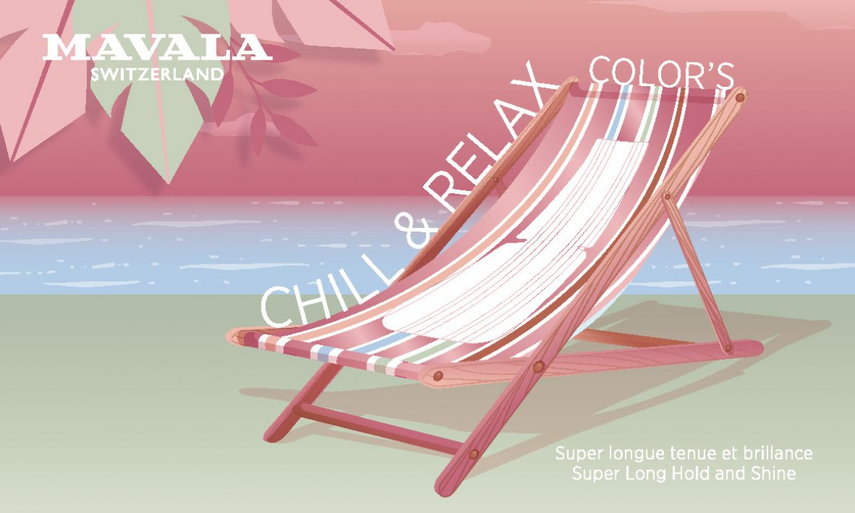 Chill & Relax Color's