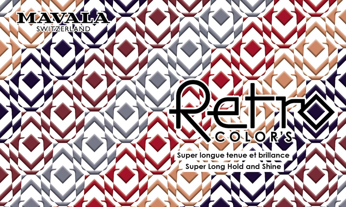 Retro Color's Collection smalti