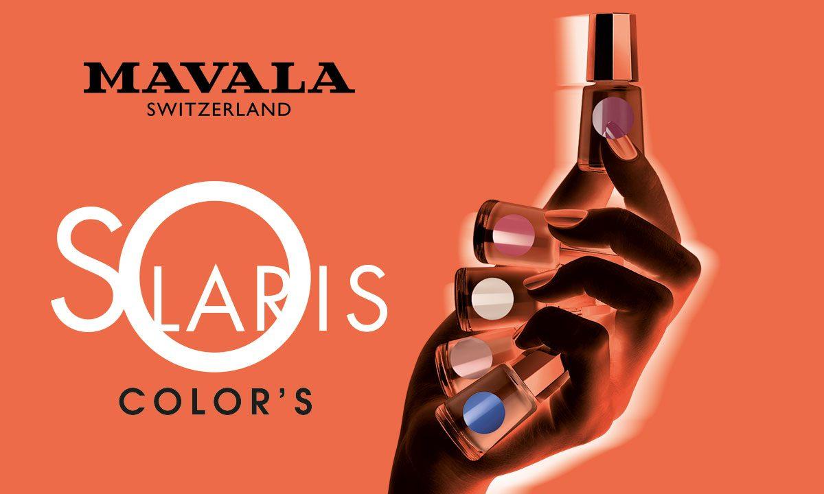 Collezione Solaris Color's Primavera/Estate 2019